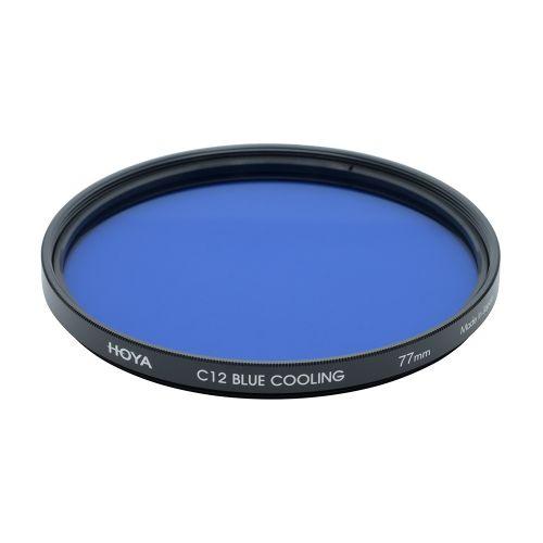 Hoya filtre bleu cooling C12 62 mm