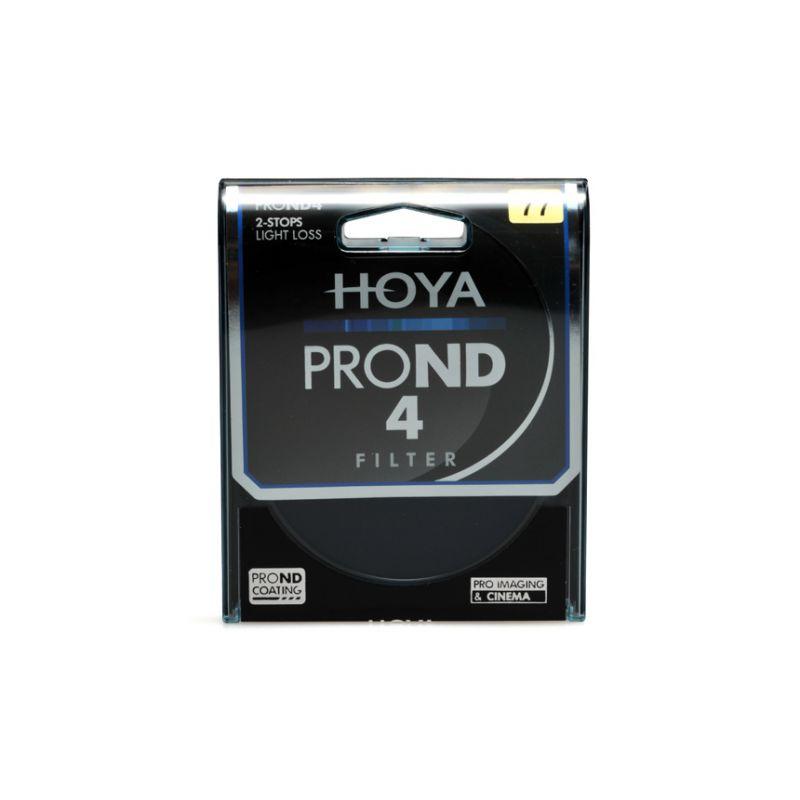 Hoya filtre à densité neutre PRO ND4 52 mm