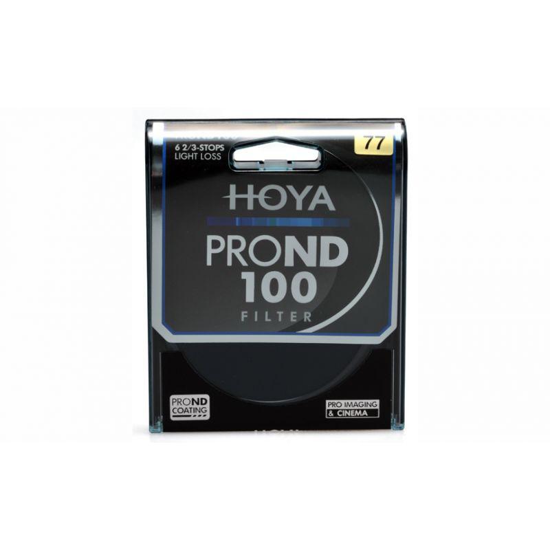 Hoya filtre à densité neutre PRO ND100 67 mm
