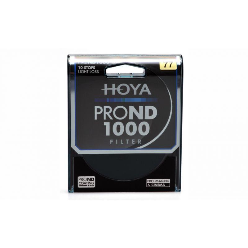 Hoya filtre à densité neutre PRO ND1000 55 mm