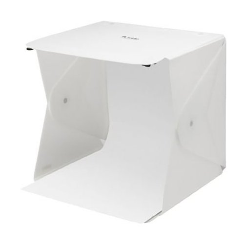 Orangemonkie Tente photo avec LED Foldio2 38x38x38 pliable pour Smartphone