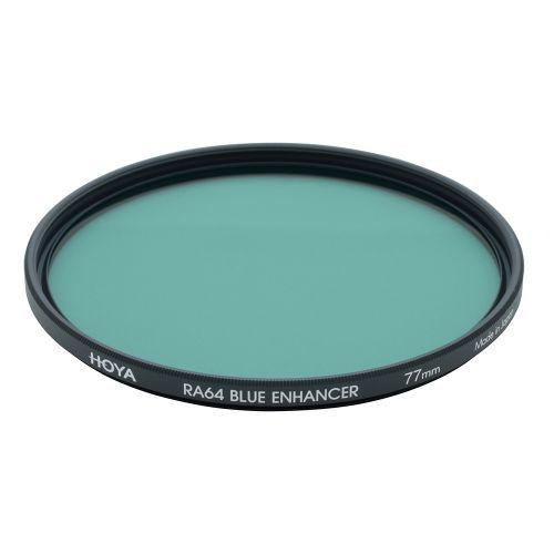 Hoya filtre RA64 Bleu enhancer 77 mm