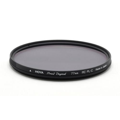 Hoya filtre polarisant circulaire Pro1 digital 62 mm