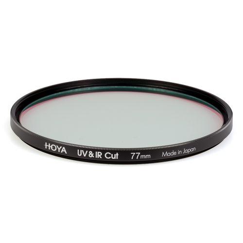 Hoya filtre UV & IR Cut 62 mm