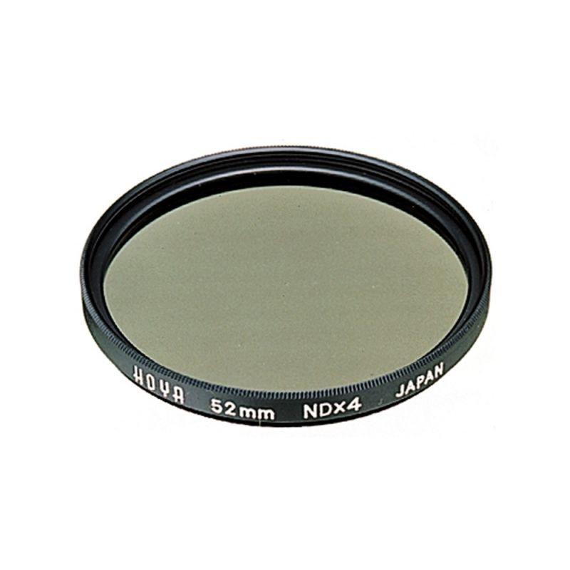 Hoya filtre à densité neutre 0.6 NDX4 HMC 49 mm