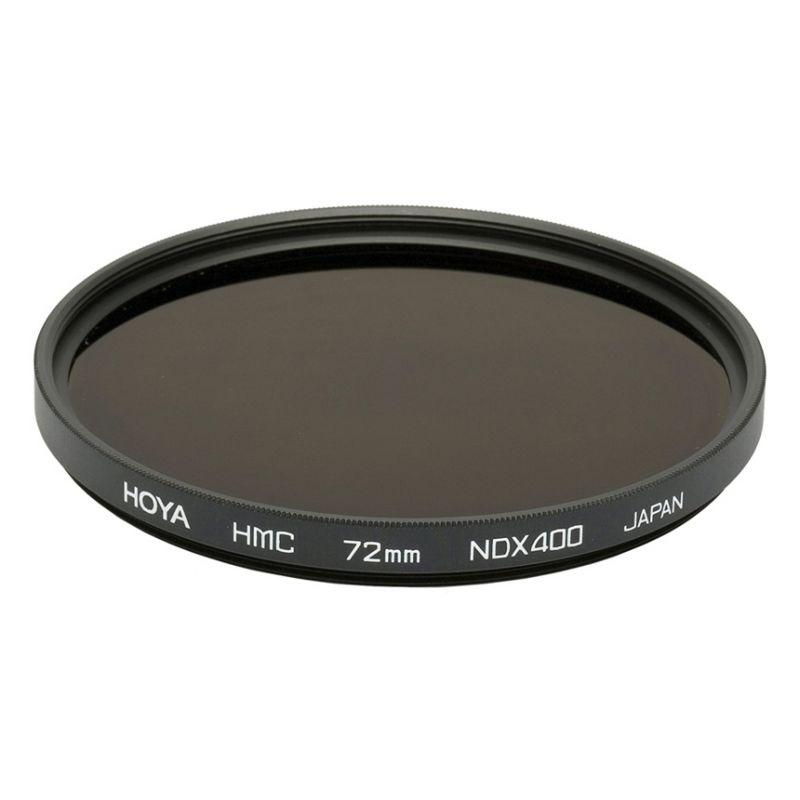 Hoya filtre à densité neutre 2.6 NDx400 HMC 58 mm