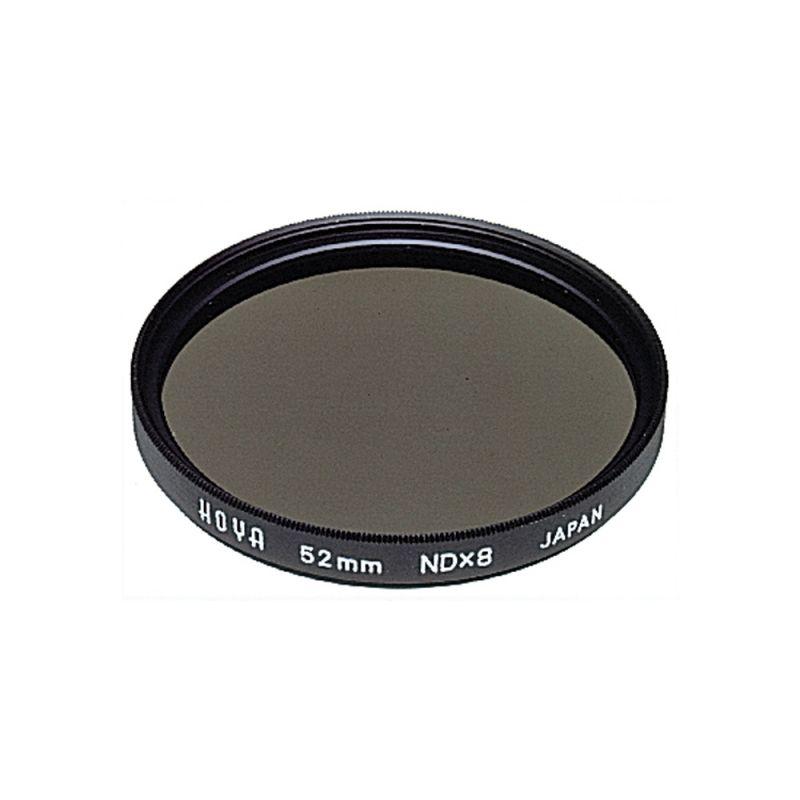 Hoya filtre à densité neutre 0.9 NDX8 HMC 72 mm