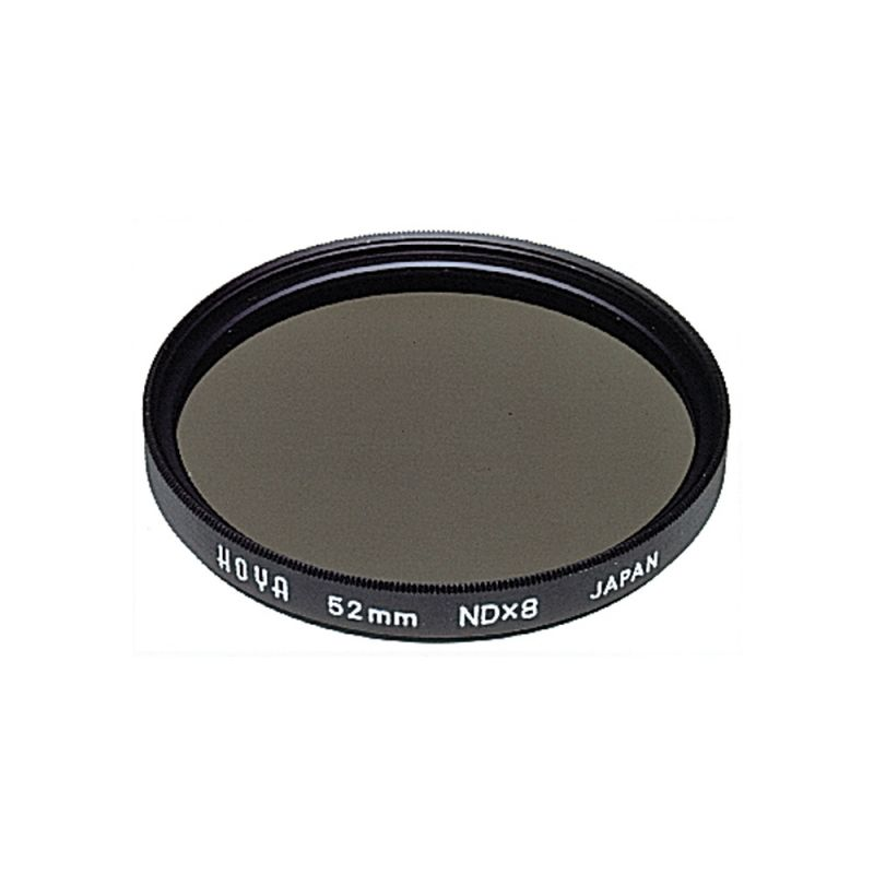 Hoya filtre à densité neutre 0.9 NDX8 HMC 55 mm