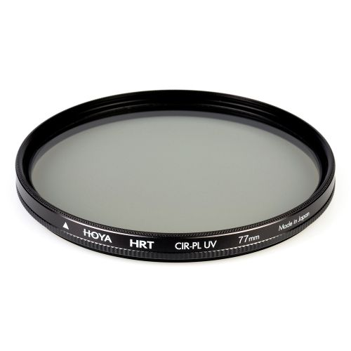 Hoya filtre polarisant circulaire CPL-UV HRT 55 mm