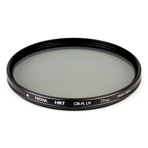 Hoya filtre polarisant circulaire CPL-UV HRT 77 mm