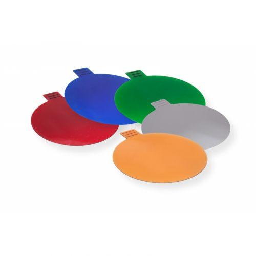 Gary Fong Kit de 5 filtres colorés pour Snootskin