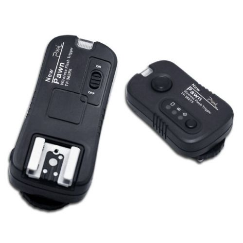Pixel kit déclencheur sans fil avec Pawn TF-362 récepteur pour Nikon