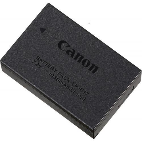 Canon batterie lithium LPE 17