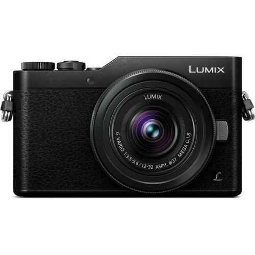 Panasonic Lumix GX800 + objectif 12-32 mm noir