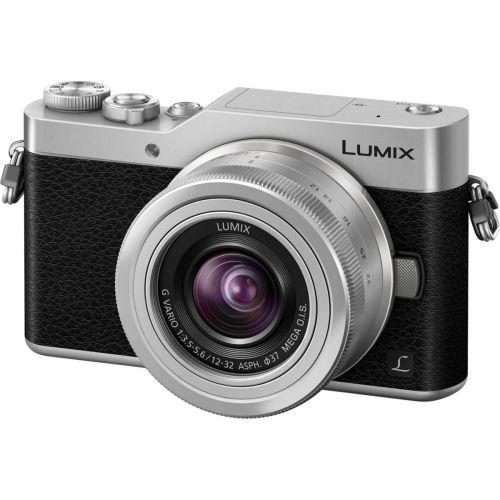 Panasonic Lumix GX 800 + objectif 12-32 mm argent