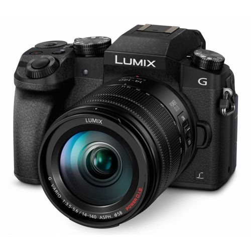 Panasonic Lumix DMC-G80 + objectif 14-140 mm