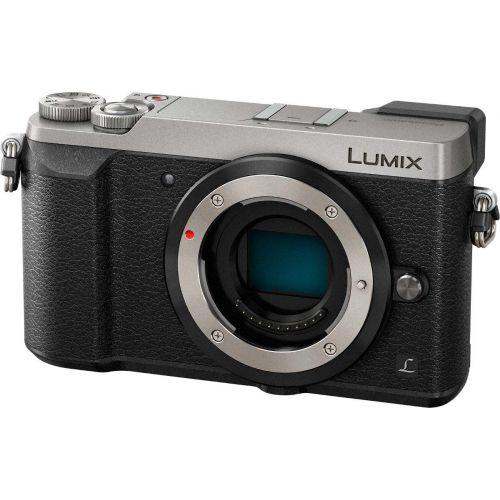 Panasonic Lumix DMC-GX80 boîtier nu argent