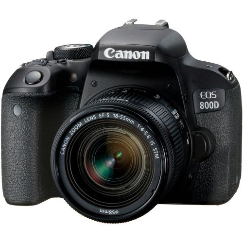 Canon EOS 800D + objectif 18-55 mm IS