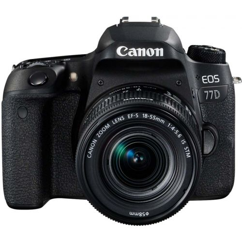 Canon EOS 77D + objectif 18-55 IS STM