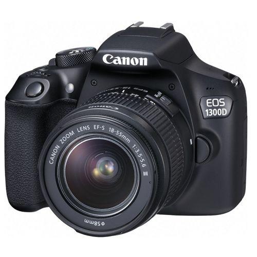 Canon EOS 1300D + objectif 18/55 mm