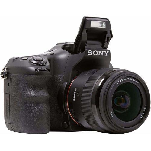 Sony alpha a68 + objectif 18-55 mm
