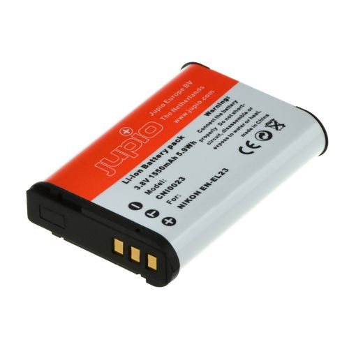 Jupio Batterie Nikon EN-EL23