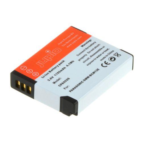 Jupio Batterie Panasonic DMW-BCM13E