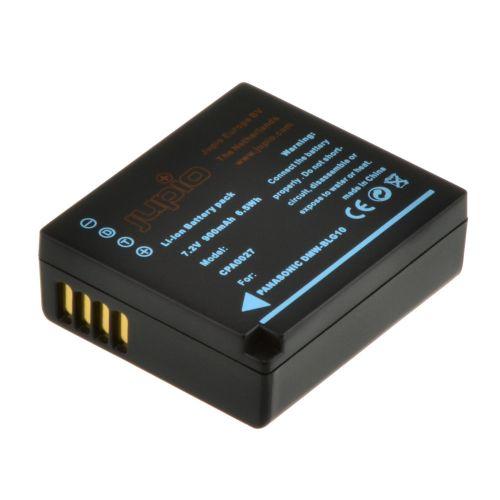Jupio Batterie Panasonic DMW-BLG10