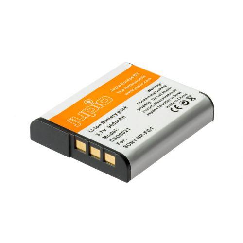Jupio Batterie Sony NP-FG1 NP-BG1