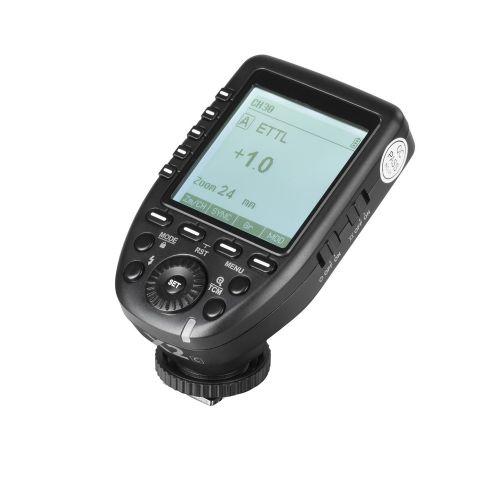 Quadralite Déclencheur TTL sans fil Navigator X2 compatible Nikon