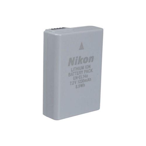 Nikon batterie EN-EL 14 A pour Nikon Df/D3100/D3200/D3300/D5100/D5200/D5300