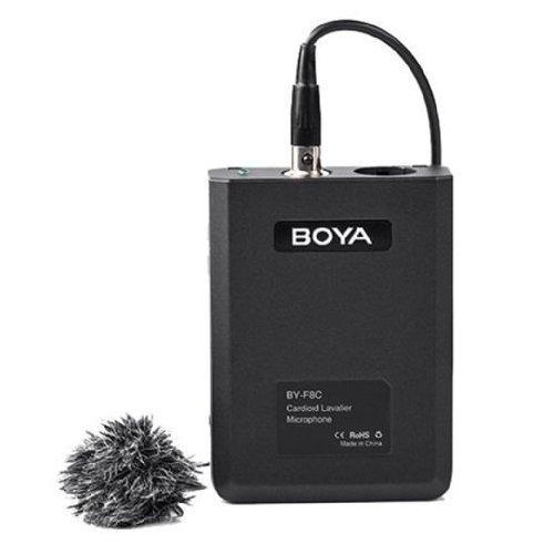 Boya Micro Lavalier BY- F8C pour la vidéo/la musique