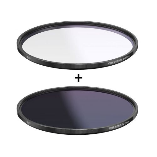 Irix pack filtre ND128 + filtre UV edge 95 mm