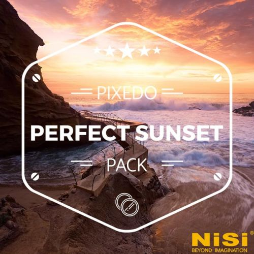 Nisi pack perfect sunset (V5 pro + filtre GND 16 reverse 100 mm)