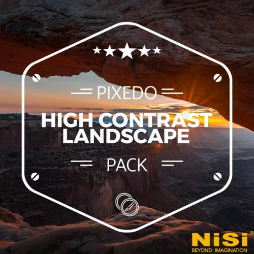 Nisi Kit High contrast landscape (V5 pro + filtre GND16 100 mm)