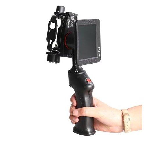 WenPod Stabilisateur GP1 pour caméra embarquée