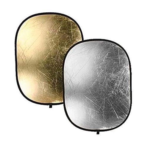 Linkstar Réflecteur 2 en 1 R-100150GS doré/argenté 100x150 cm