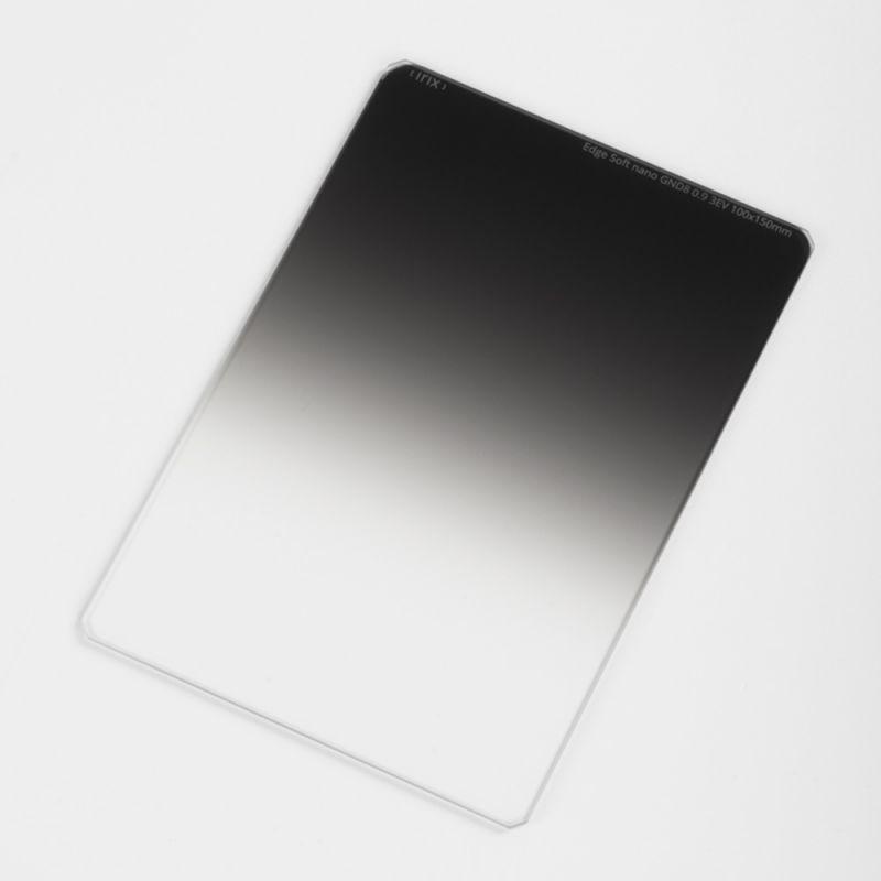 Irix EDGE filtre 100 Soft nano GND8 0.9 100x150mm