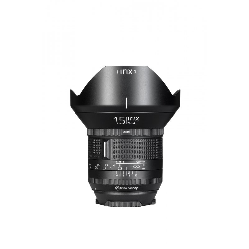 Irix Firefly objectif 15 mm f/2.4 pour Canon EF