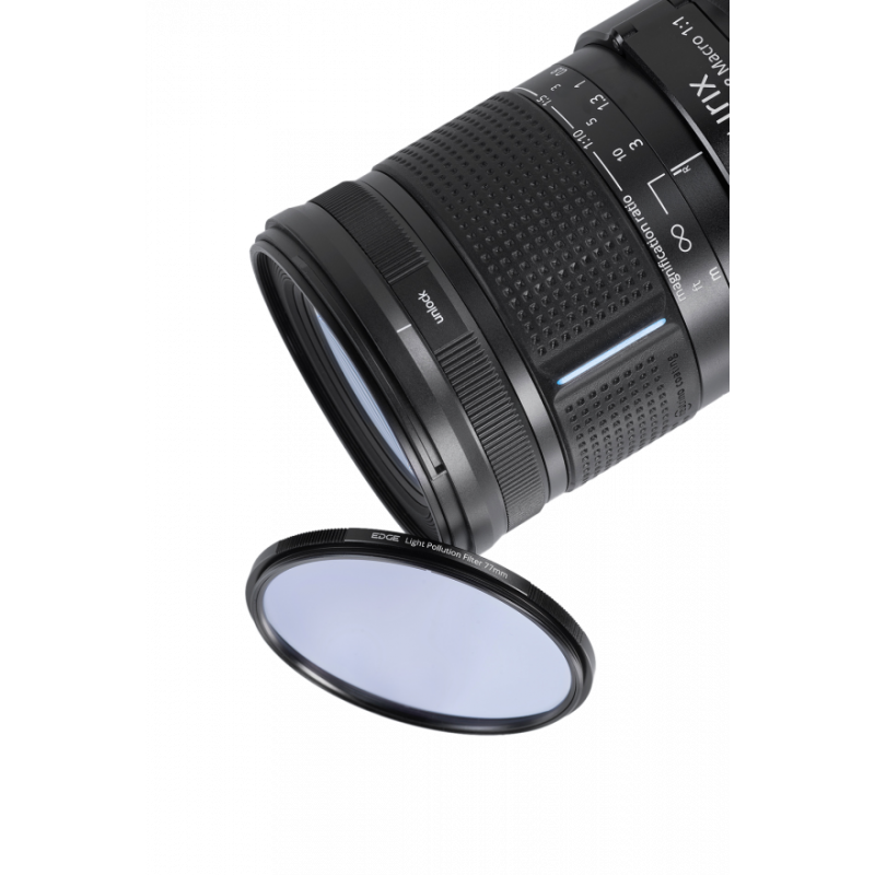 Irix Edge filtre anti-pollution lumineuse 95 mm Light Pollution Super Endurance