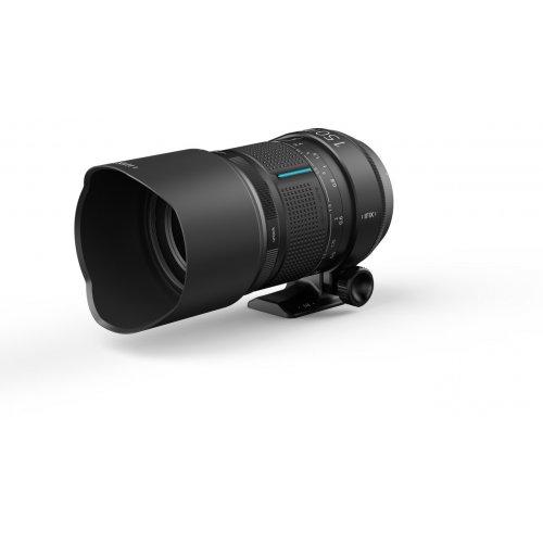 Irix Dragonfly objectif macro 150 mm Macro 1:1 f/2,8 pour Canon EF + étui + pare-soleil + bouchons + fixation