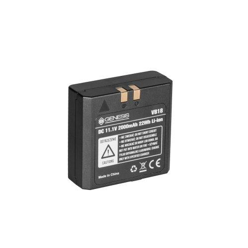 Batterie supplémentaire Quadralite Stroboss VB-18 pour Stroboss 58