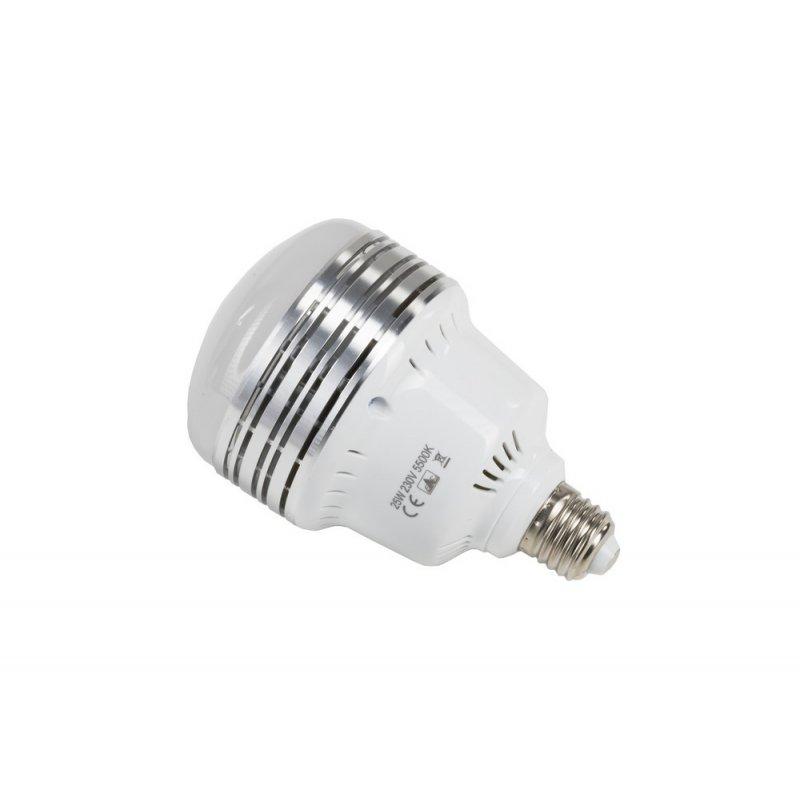 Ampoule Quadralite LED Light Bulb 25W E27 pour kit LH LED