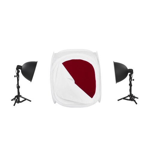 Le kit de photographie de produit professionnelle Quadralite LH-30