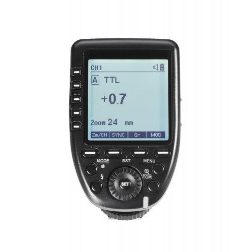 Quadralite Déclencheur TTL sans fil Navigator X2 compatible Micro 4/3 (Olympus et Panasonic)