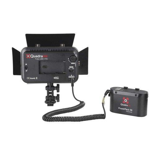 Batterie Quadralite PowerPack 58 pour Quadralite Reporter