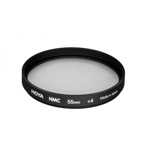 Hoya filtre macro 40,5 mm CLOSE-UP +4 HMC IN SQ.CASE 40,5 mm