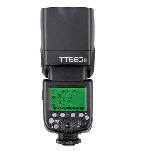 Flash cobra Godox TT685 compatible Olympus et Panasonic