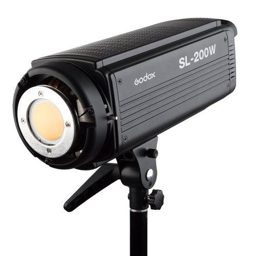 Lampe de studio photo vidéo LED Godox SL-200W