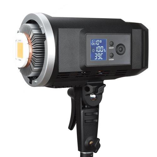 Lampe de studio photo vidéo LED Godox SLB-60W batterie incluse